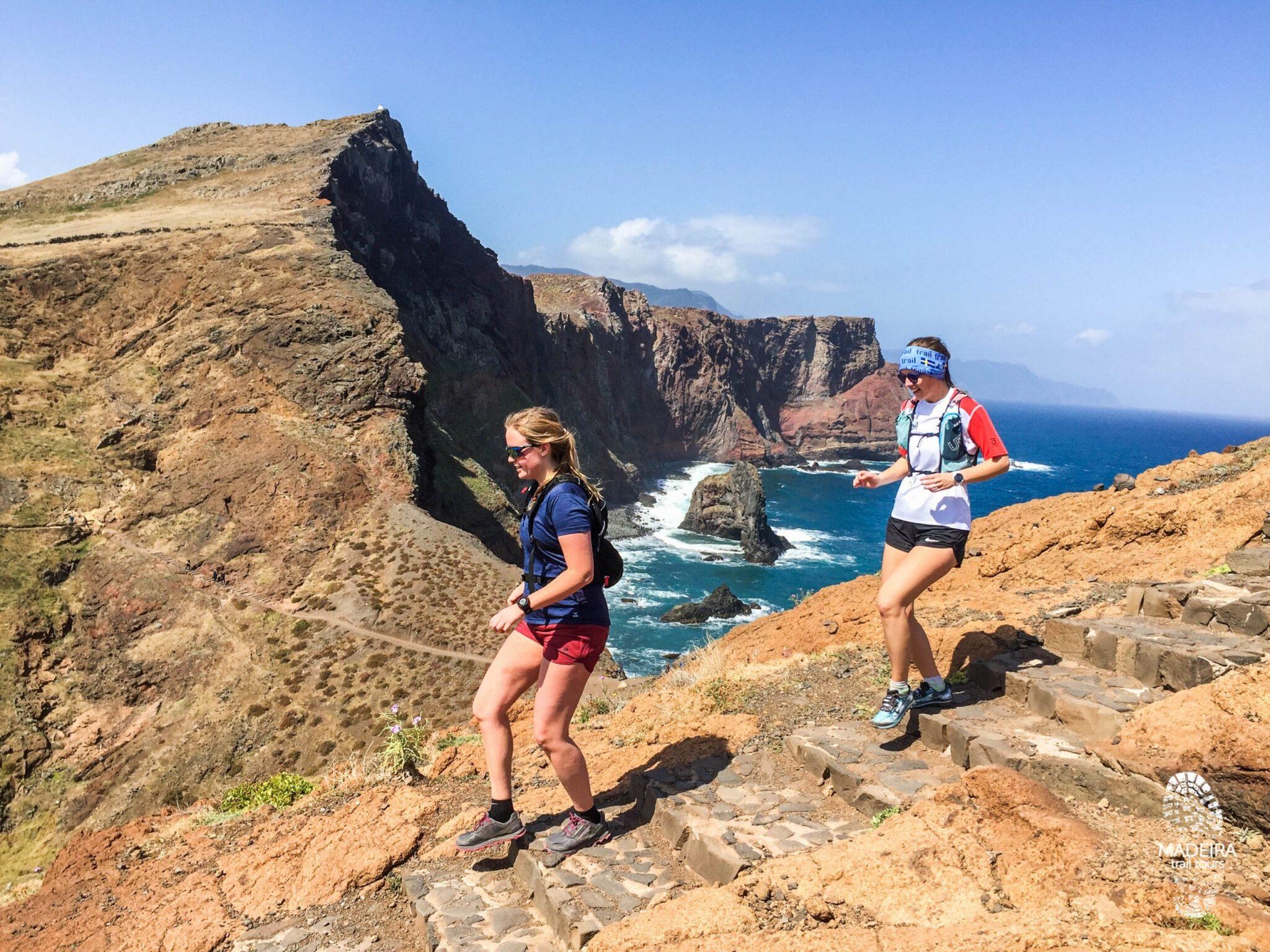 Trail Running na Ponta São Lourenço
