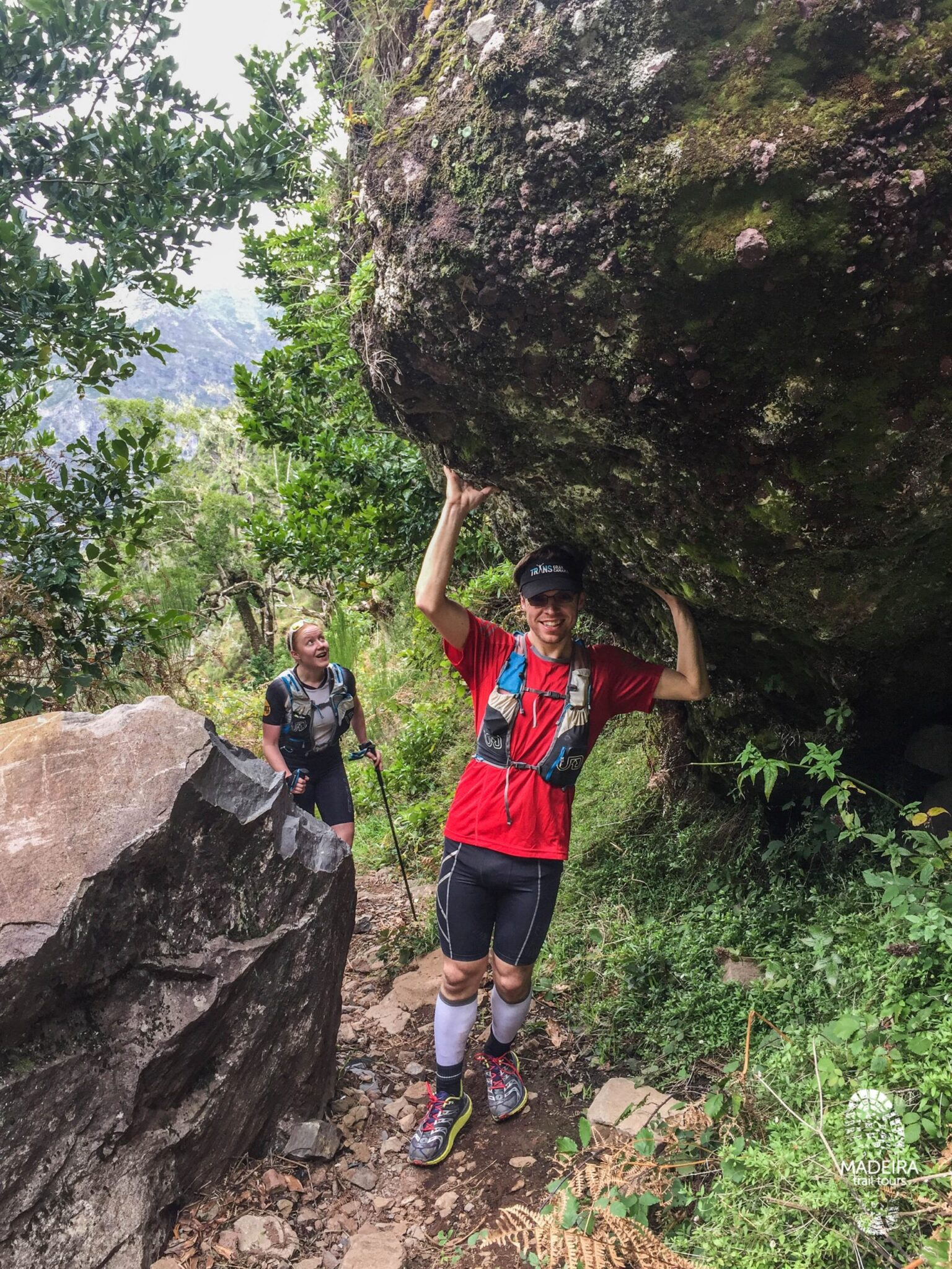 The Central Massif Running Tour