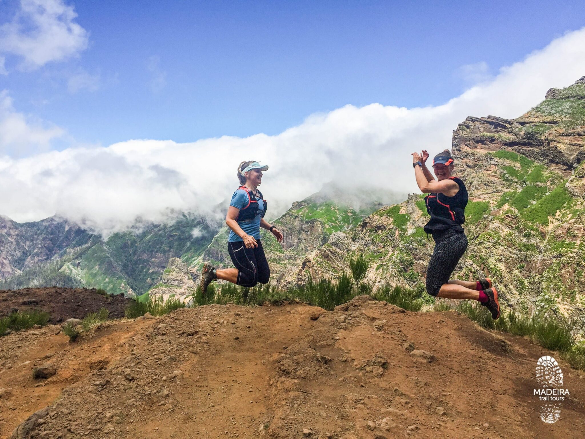 The Peaks Quest Running Tour