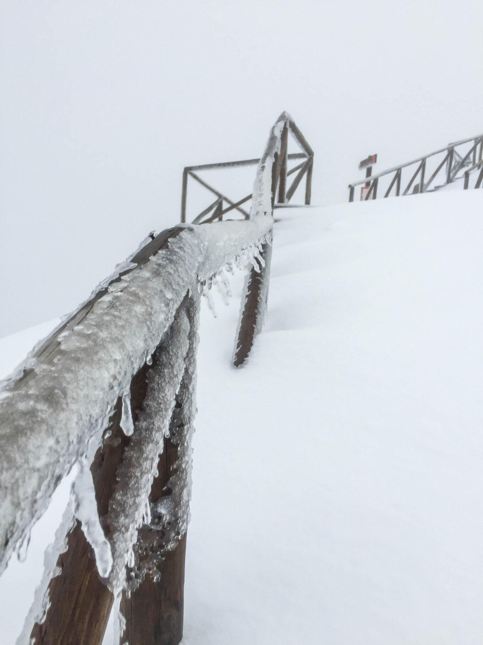 Neve na Madeira