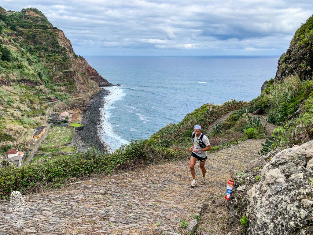Martin Anthamatten - Ultra Skymarathon Madeira