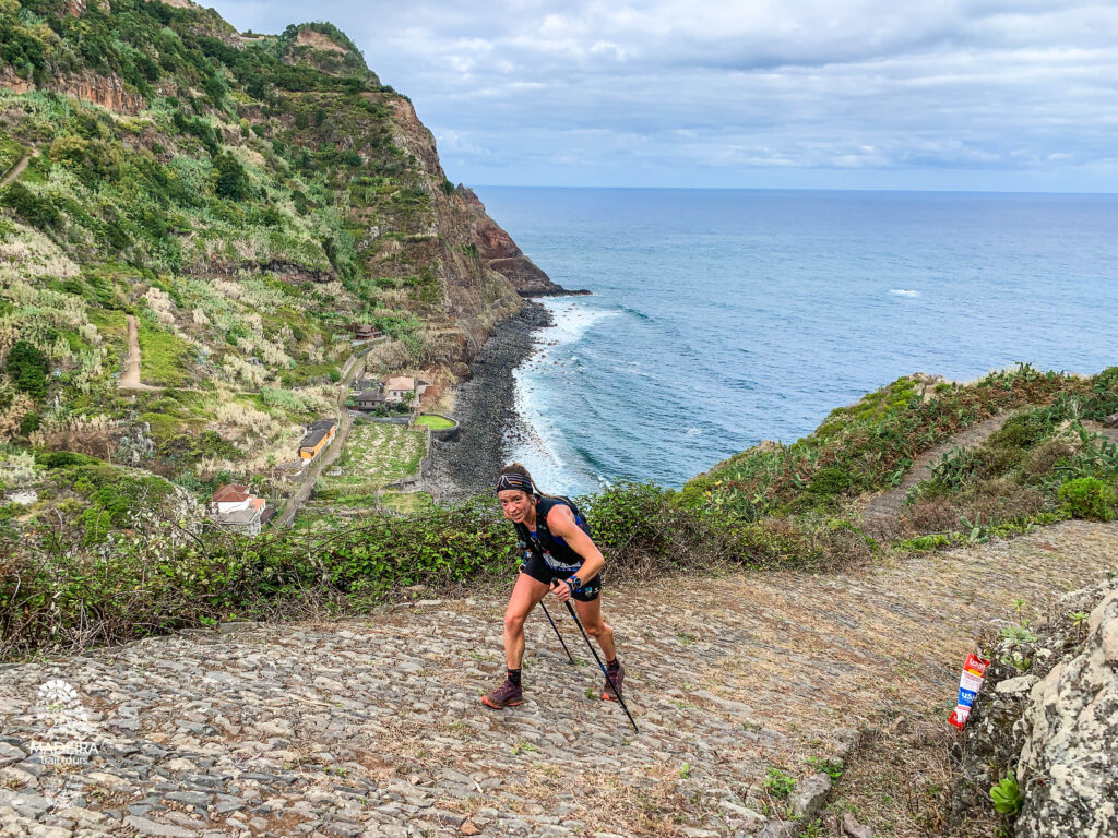 Mayi Errasti - Ultra Skymarathon Madeira